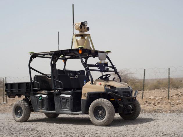Armi autonome e intelligenti: il futuro della guerra è già qui
