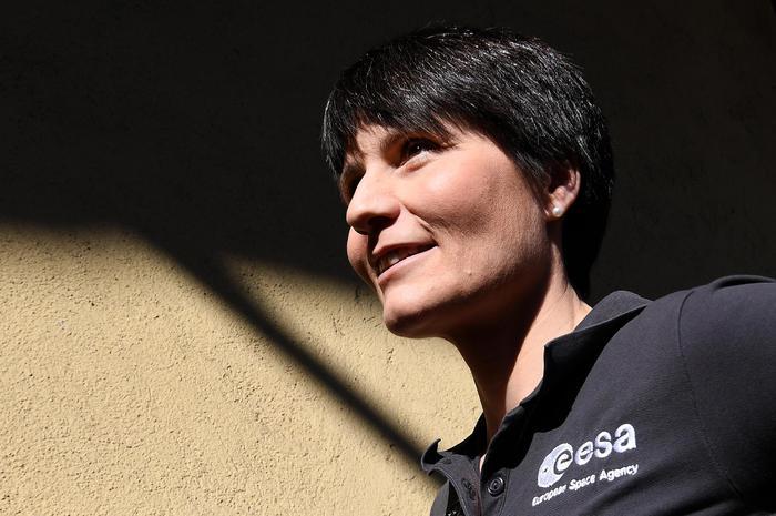 Samantha Cristoforetti, il futuro sarà una base orbitante sulla Luna