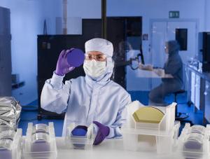 Grafene, Graphene Flagship, produzione, laboratorio