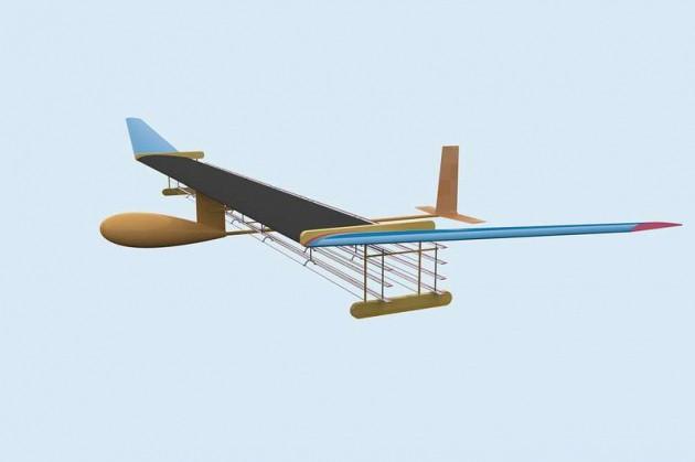 Il primo modello di aereo elettrico senza parti mobili ha preso il volo