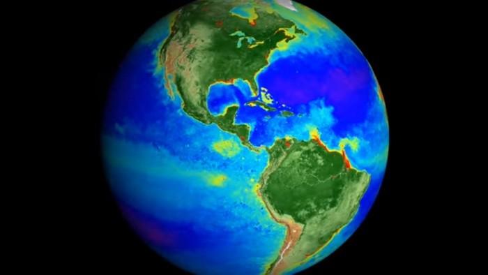 Nasa, in un video 20 anni di cambiamenti climatici