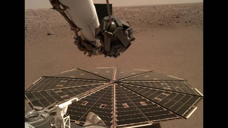 Ecco il suono del vento su Marte – ASCOLTA