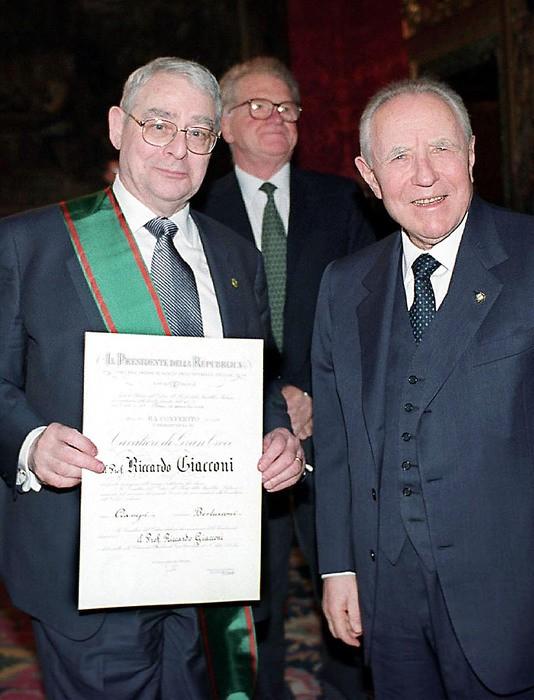 Morto il fisico Riccardo Giacconi, Nobel nel 2002