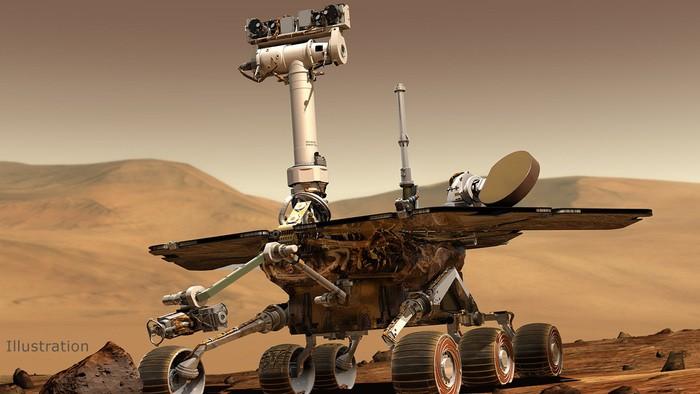 Su Marte 15 candeline per Opportunity
