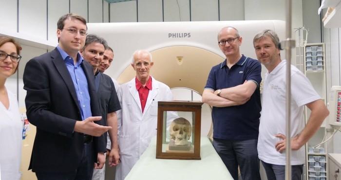 Tac su cranio in museo Romagna, non era di Leonida Malatesta
