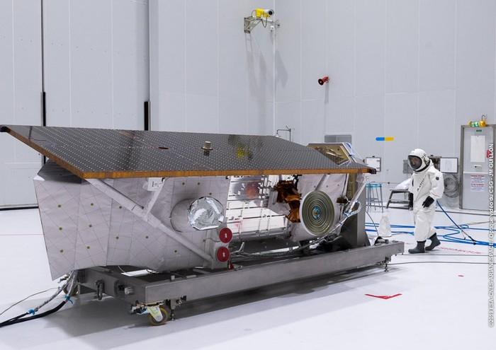Il lancio del satellite italiano Prisma previsto il 15 marzo