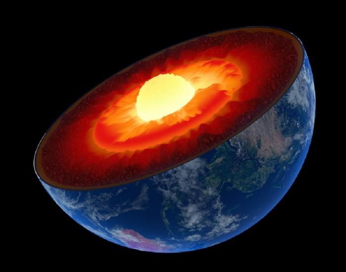 Il mantello terrestre è diverso dal previsto