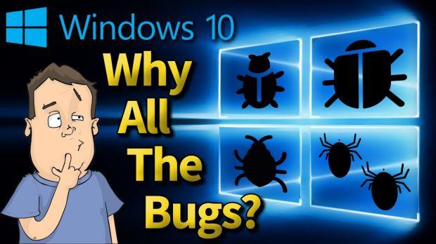 windows 10 berg bug