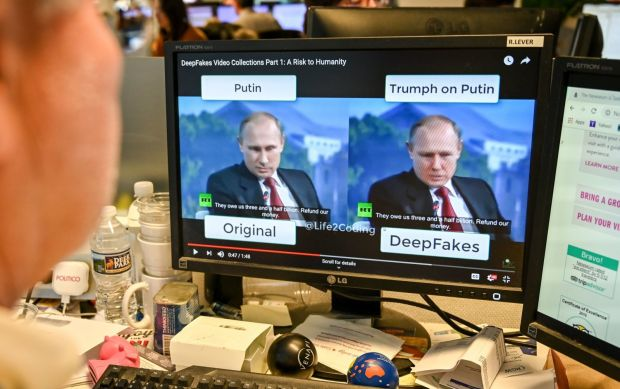 google deepfake