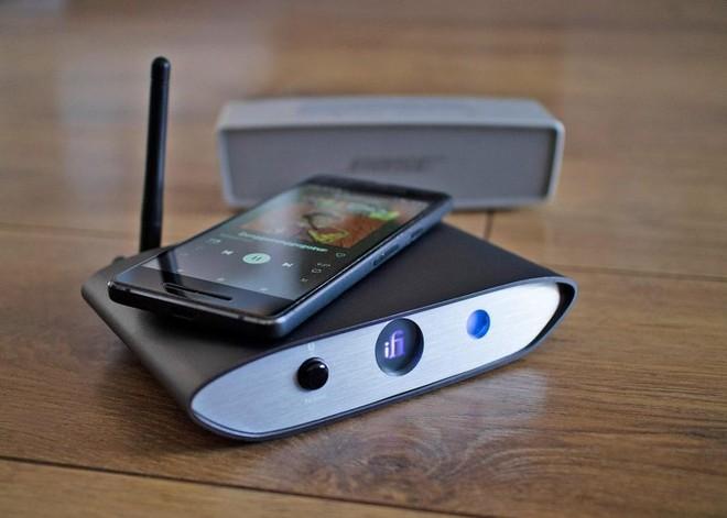 iFi Audio Zen Blue, il ricevitore Bluetooth con aptX HD, LDAC e HWA