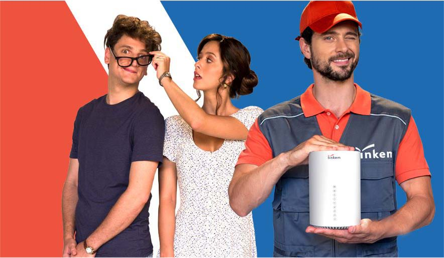 La super promo di Linkem che sconta internet per la Casa