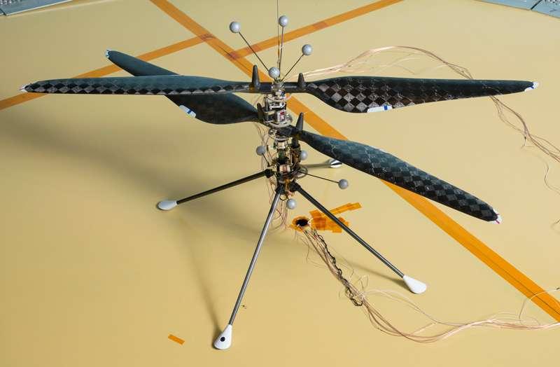 Mars Helicopter della Missione Mars 2020