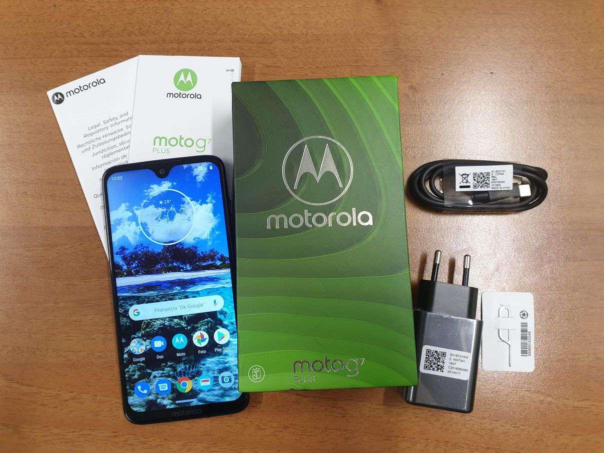 Recensione Motorola Moto g7 Plus