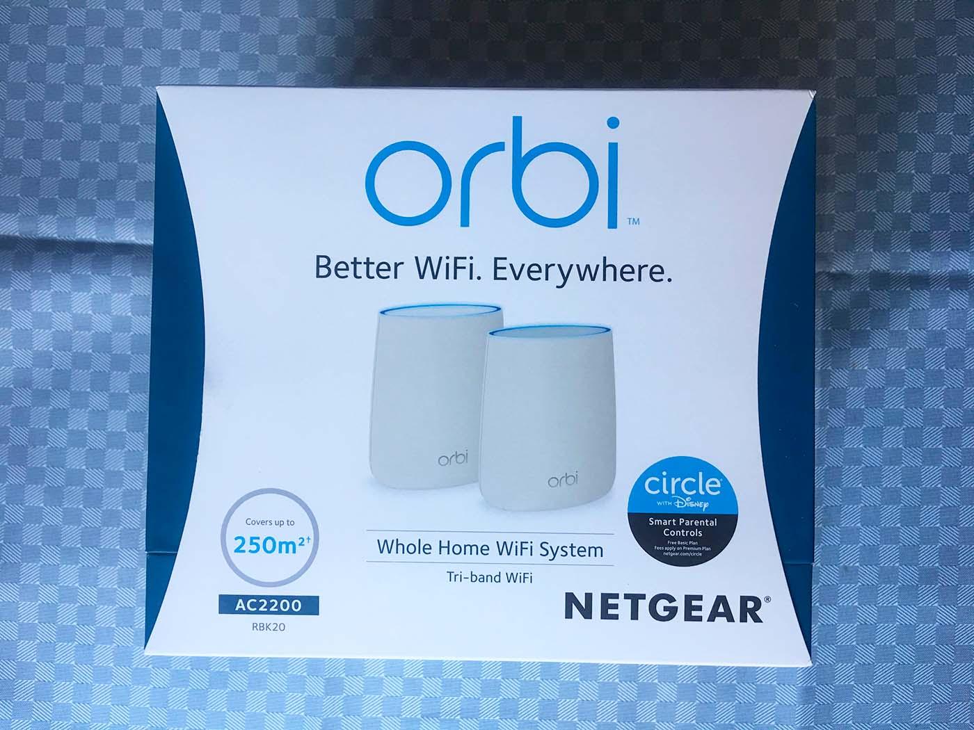Recensione di Netgear Orbi, il Sistema WiFi Mesh più elegante e potente di sempre