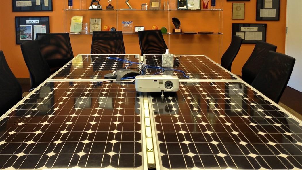 Siete pronti per i pannelli solari da interno?