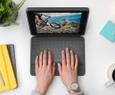 iPad 10.2: Logitech presenta le nuove custodie Slim e Rugged Folio con tastiera