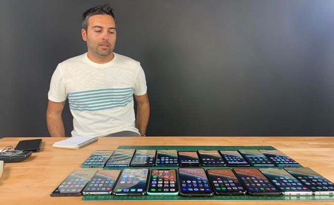 4 Chiacchiere con 18 TOP di gamma Android e iOS   Video