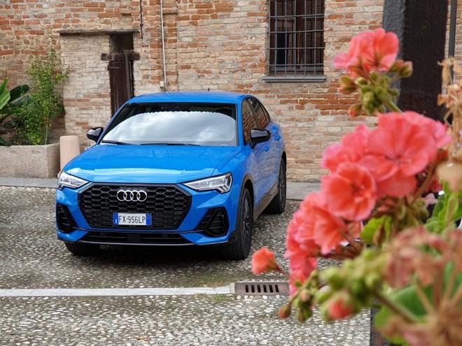 Audi Q3 Sportback: come va il SUV coupé nella versione 35 TDI S tronic | prova