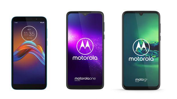 Moto One Macro E6 Play G8 Plus D