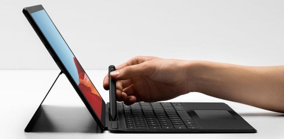 Microsoft svela i nuovi Surface Pro 7, Pro X e Laptop 3