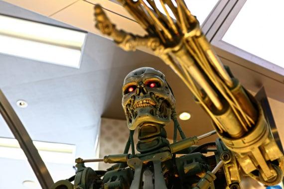 Intelligenza artificiale e armi nucleari: Terminator