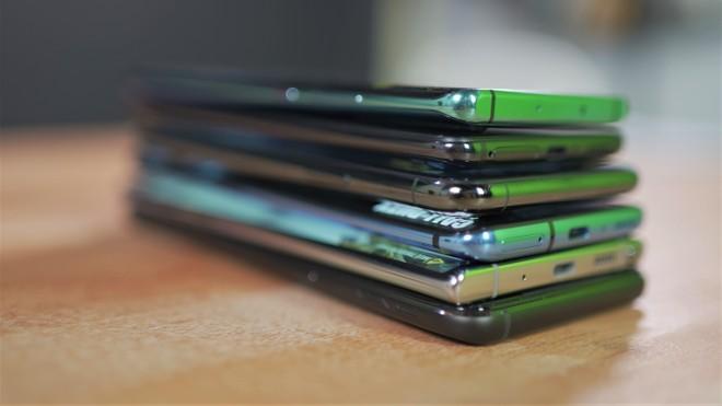 Top 6 smartphone stressati con 30 minuti di Call of Duty: consumi e vantaggi   Video