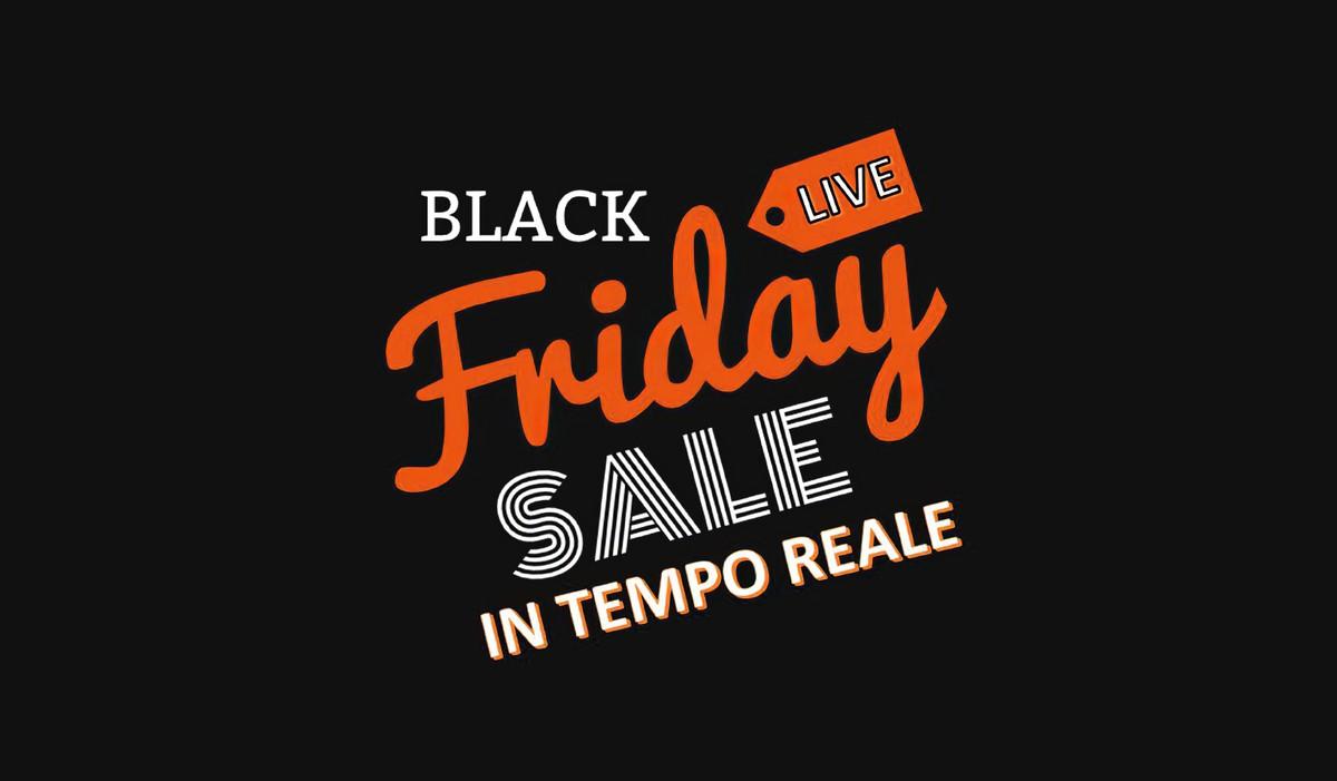 Black Friday 2019: le migliori offerte in tempo reale Amazon, Unieuro, Mediaworld