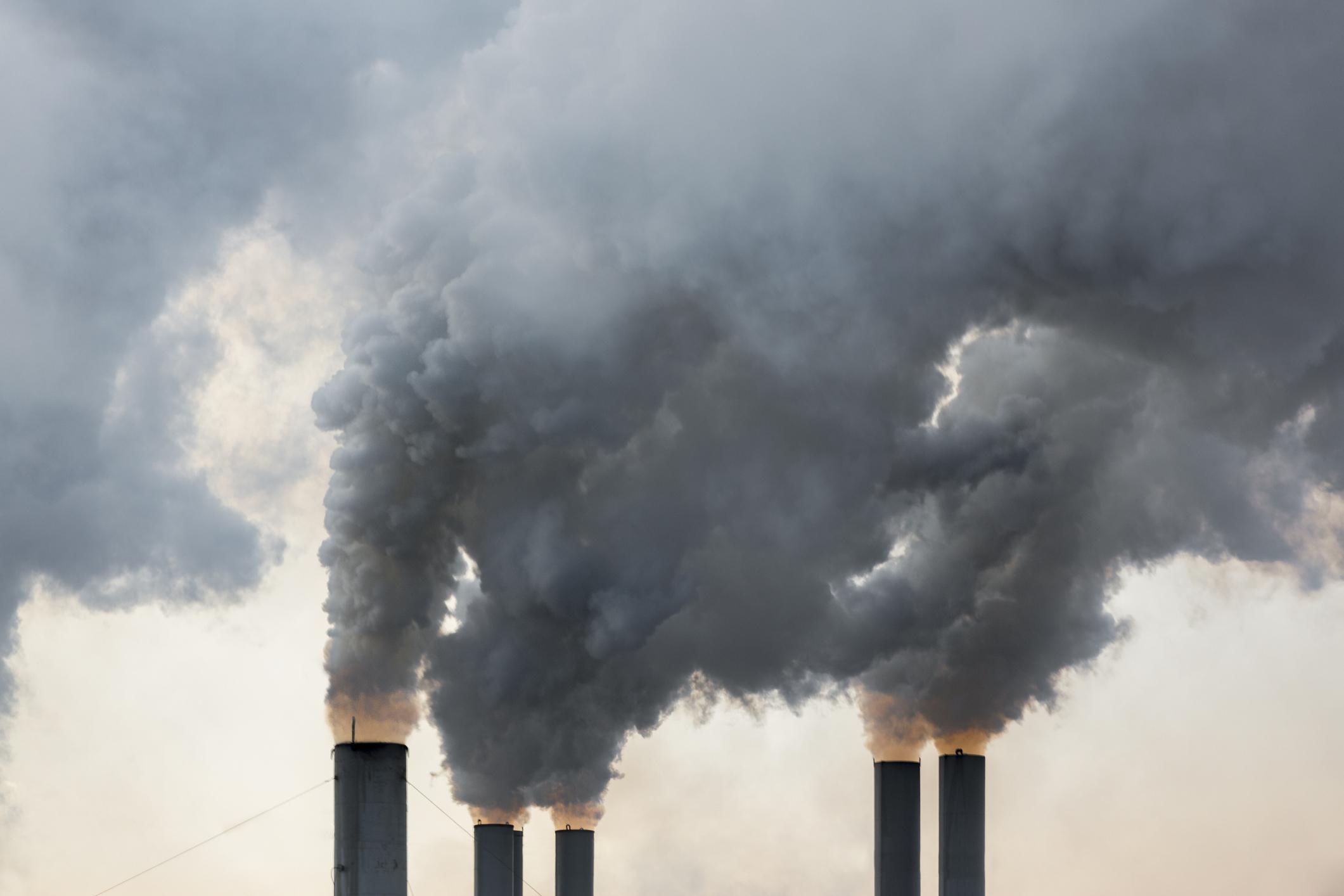 Il mondo ha raggiunto un nuovo record di emissioni di gas serra