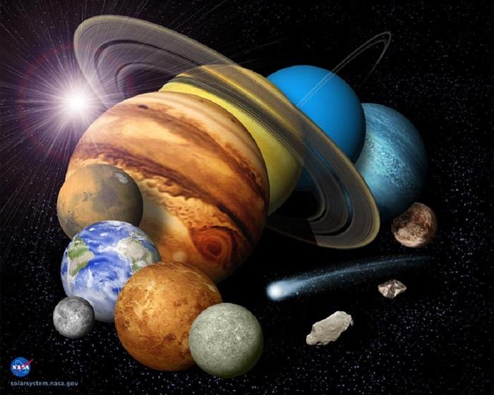 Le animazioni più precise del Sistema Solare – GUARDA
