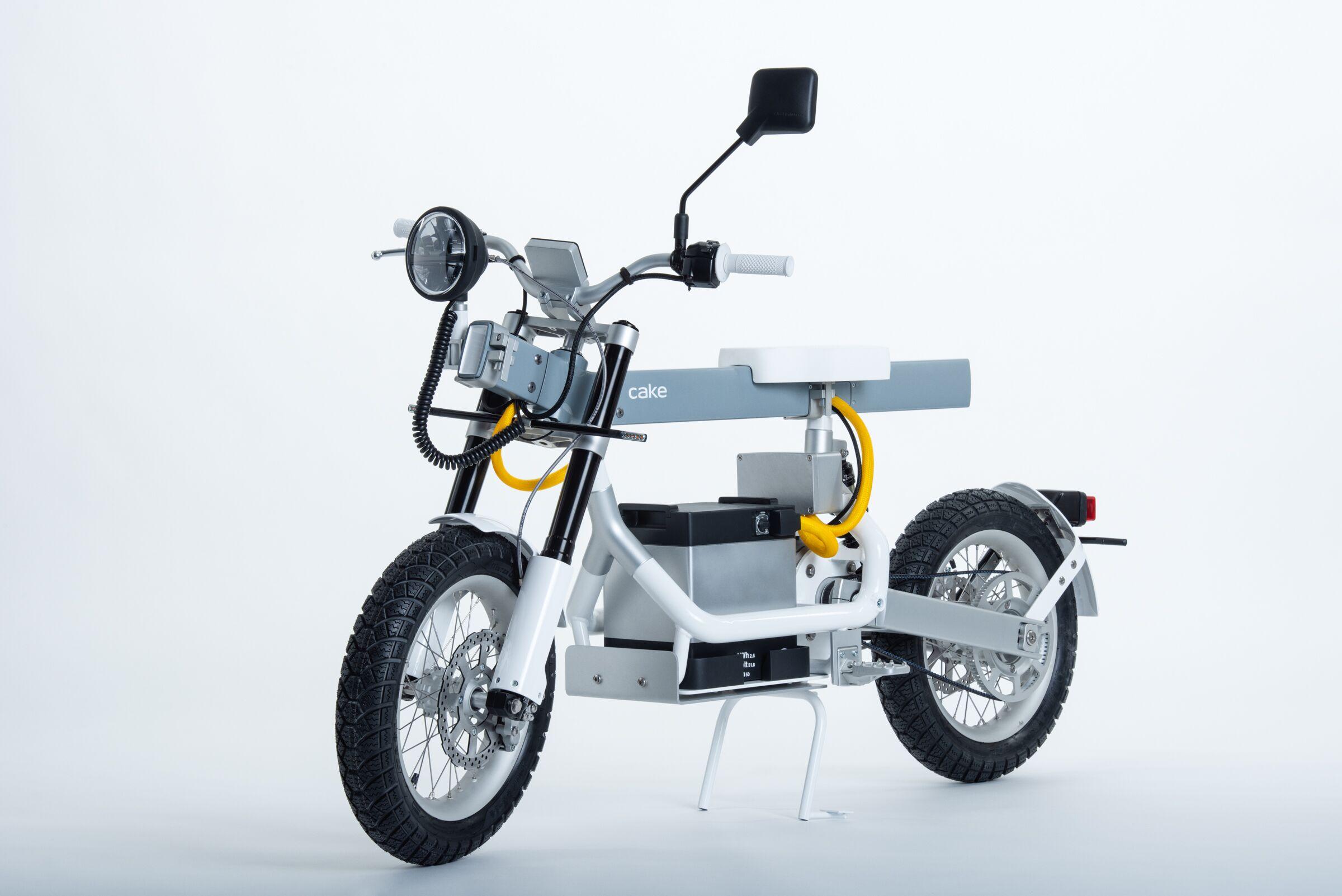 Lo scooter elettrico modulare che accontenta tutti