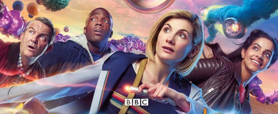 Doctor Who: il trailer della stagione 12 che arriva a gennaio