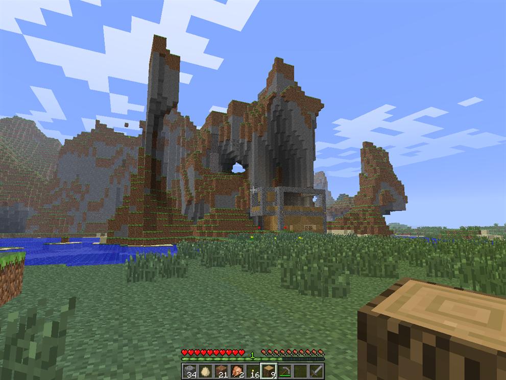 1) Minecraft (2011)