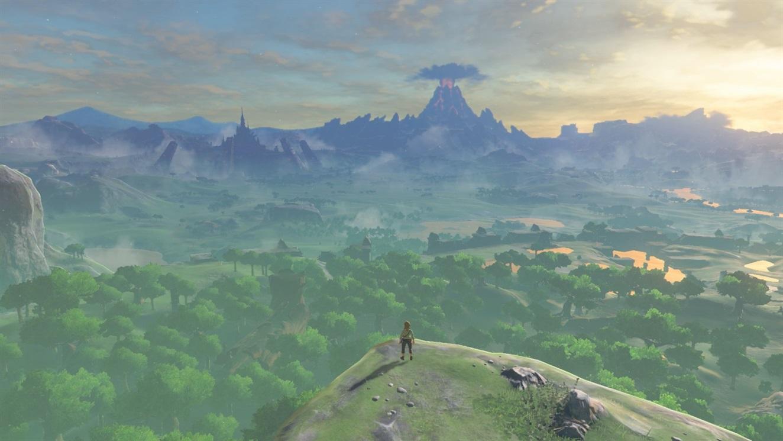 3) The Legend Of Zelda Breath Of The Wild (2017)