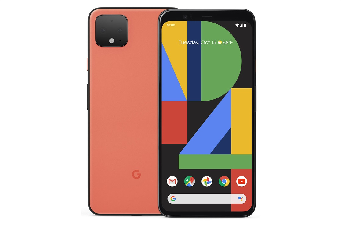 4) Google Pixel 4