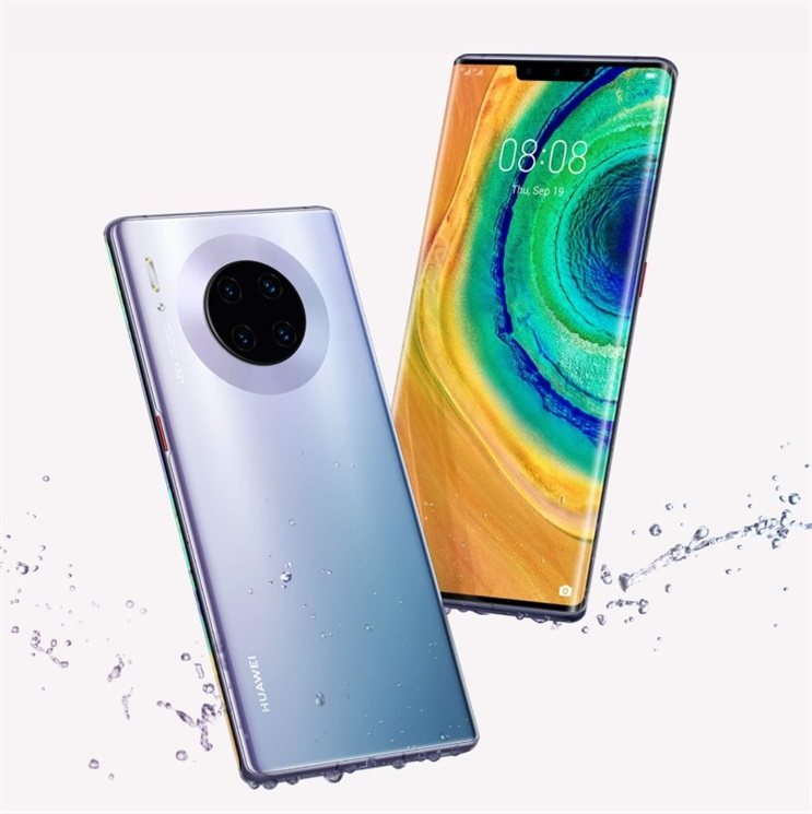 3) Huawei Mate 30 Pro