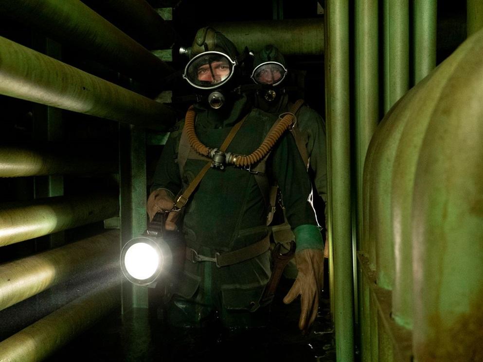 2. La suicide squad – Chernobyl miniserie, episodio 2