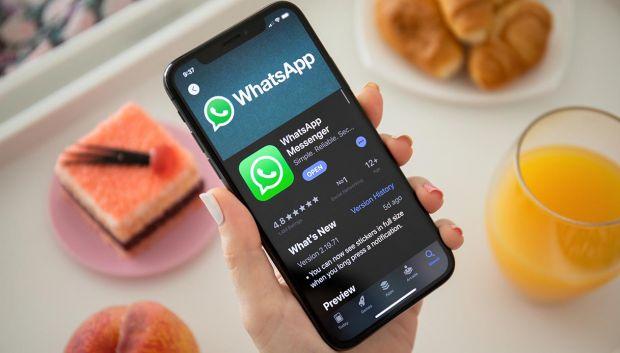 whatsapp messaggi a tempo main