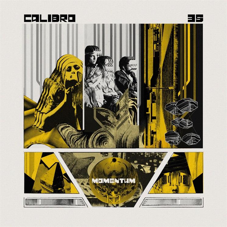 2. Calibro 35 - Momentum (Record Kicks) - 24 gennaio