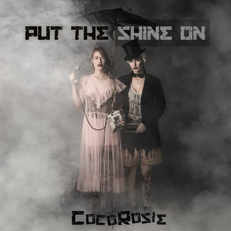 8. CocoRosie - Put The Shine On (Marathon Artist) - 6 marzo