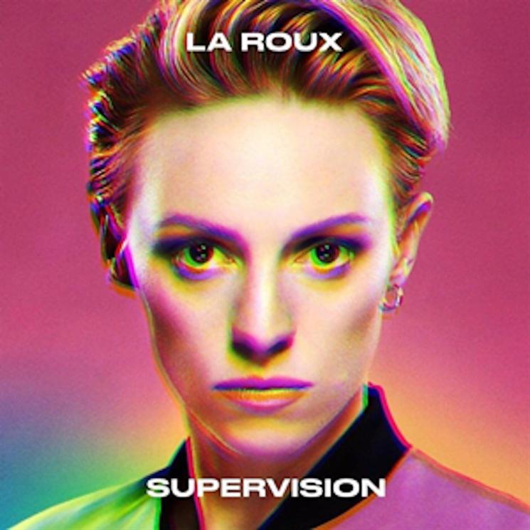 4. La Roux - Supervision (Supercolour Records) - 7 febbraio