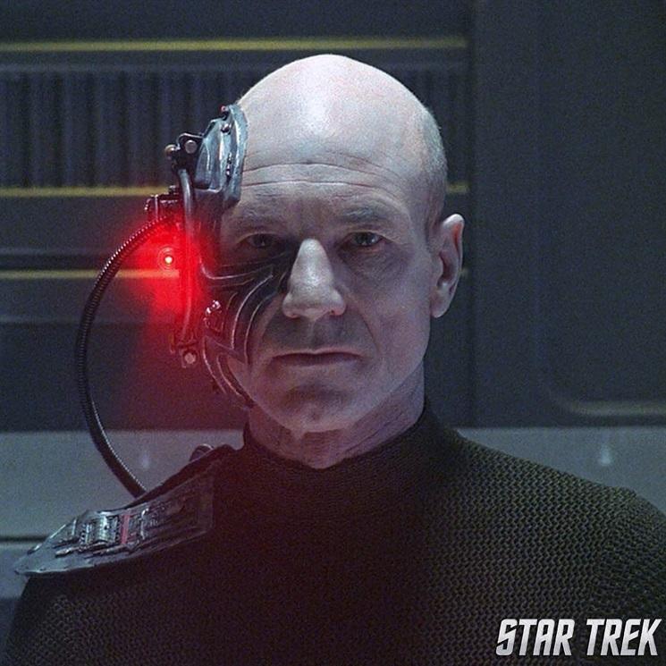 3. L'attacco dei Borg Parte 1 e 2 (TNG, st 3 ep 26 e st 4 ep 1) - Anno 2367