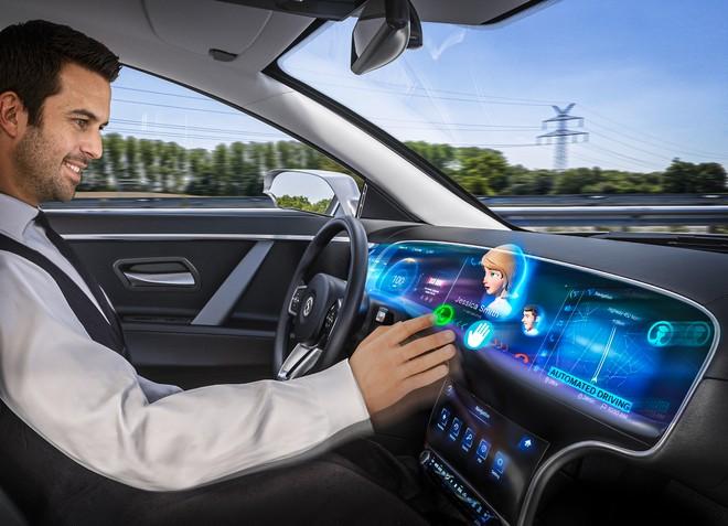 Continental: mobilità sicura, intelligente e connessa al CES 2020