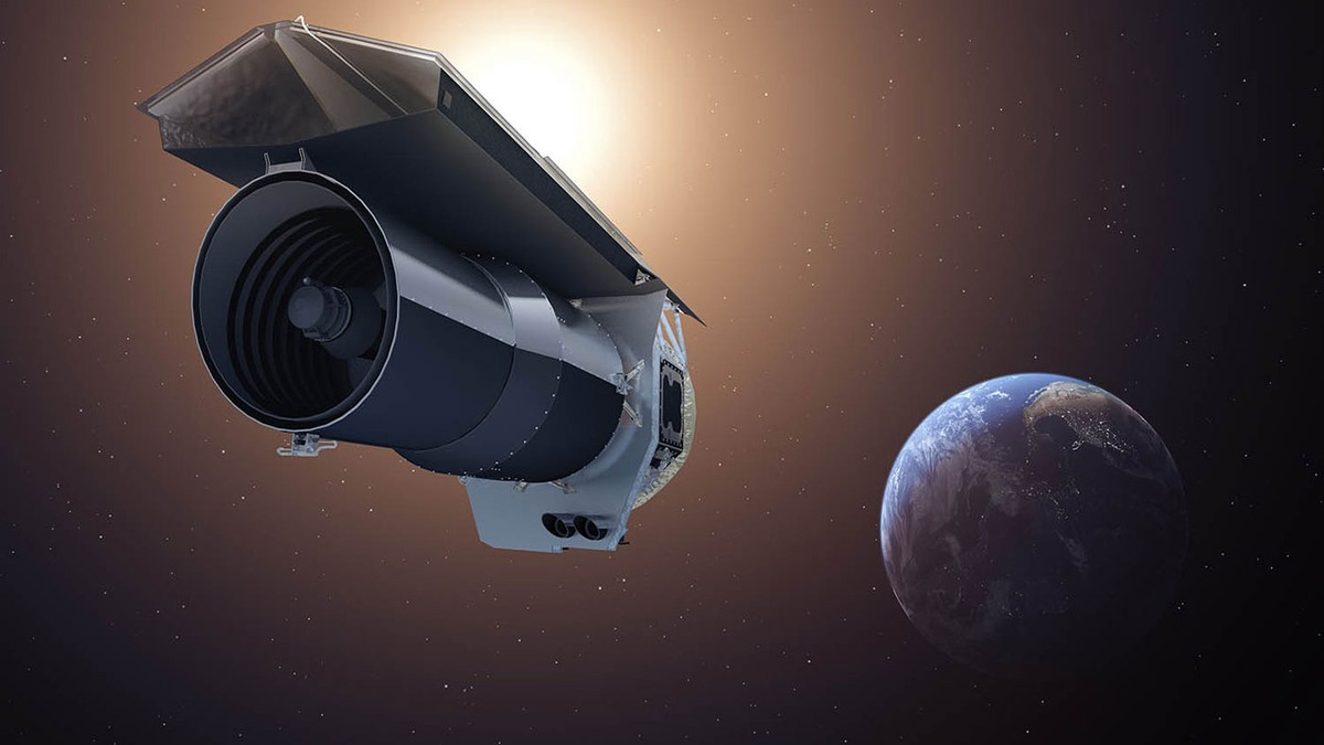 Il telescopio Spitzer termina la sua missione, la NASA gli da l'addio
