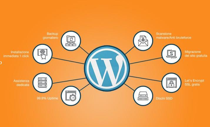 Il miglior hosting WordPress italiano