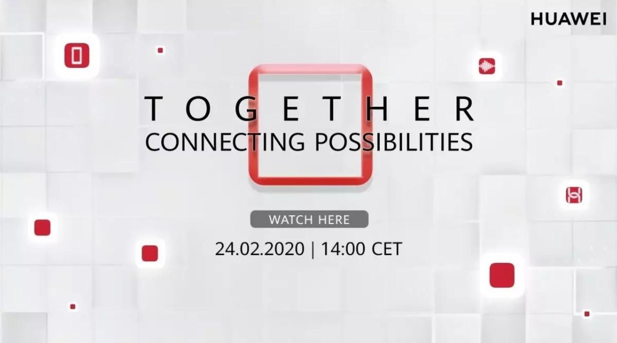 Huawei: segui l'evento in diretta streaming oggi dalle 14:00