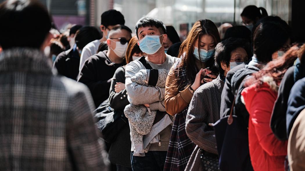 Il prezzo del coronavirus per l'industria della tecnologia