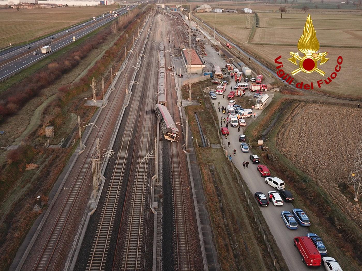 """Perché su alcuni treni l'incidente di Lodi è definito un """"inconveniente""""?"""