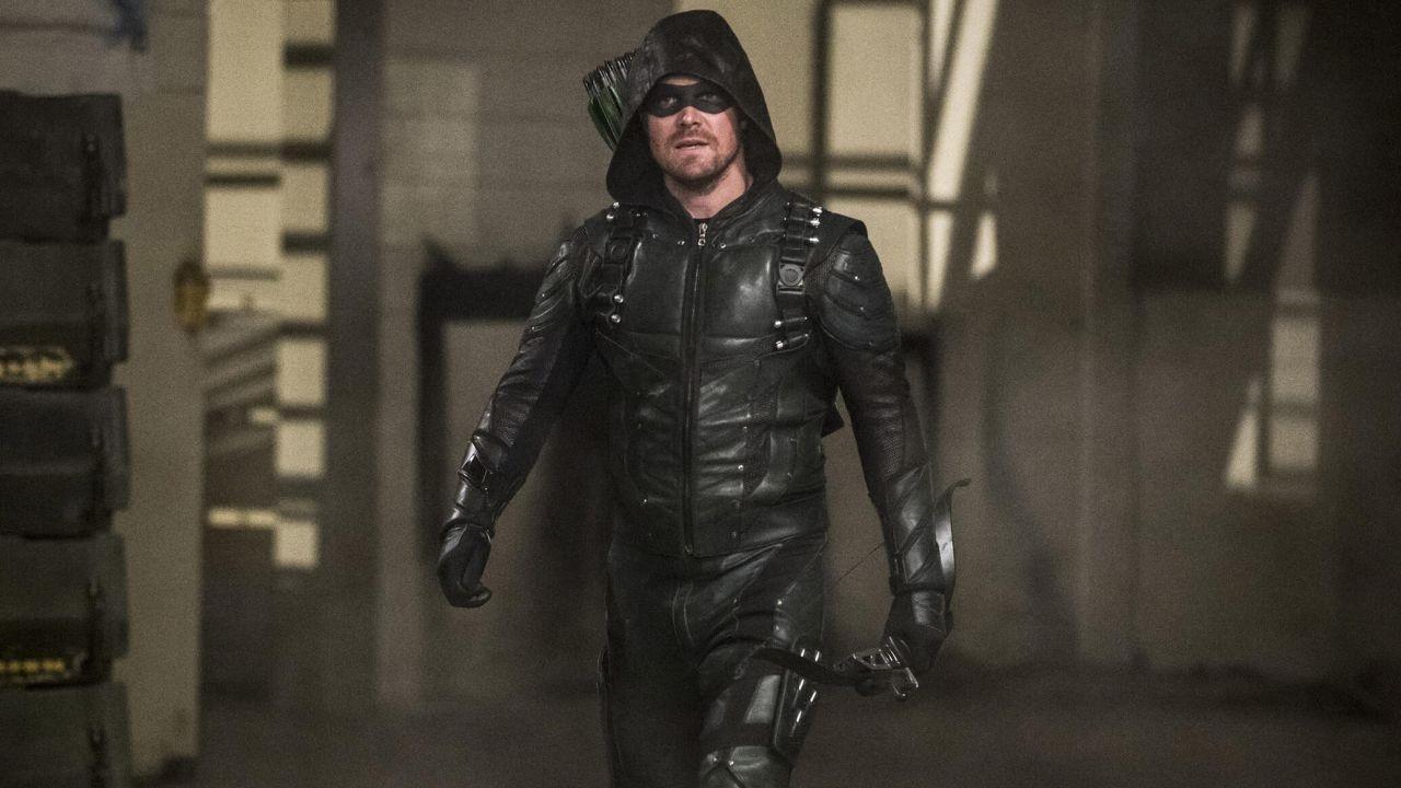 Arrow – ottava stagione dal 3 aprile su Premium Action