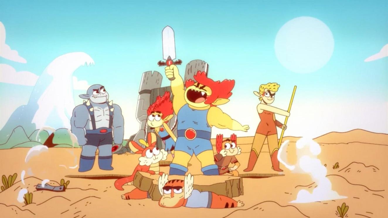 Thundercats Roar – prima stagione dal 6 aprile su Cartoon Network
