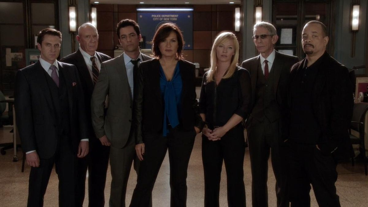 Law & Order Special Victims Unit – terza stagione dal 2 aprile, quarta stagione dal 30 aprile on demand